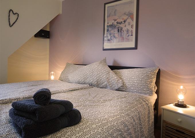 Wohnung 1 Schlafzimmer Tidehuus