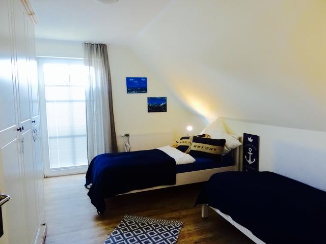 Zimmer 2 Ferienhaus Tidehuus