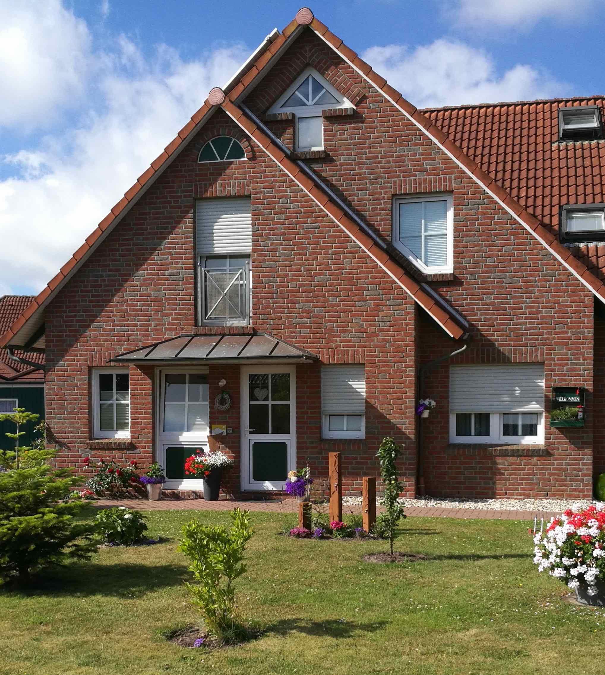 Im Tidehuus Horumersiel verfügt ihr Ferienhaus über einen separaten Eingang